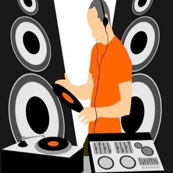 Virtual DJ Mixer With Music poster