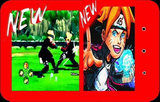 Boruto Ultimate Ninja Guide poster