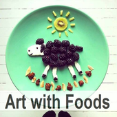 Art with Foods 56 icon