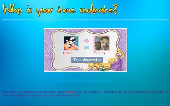 True Soulmate Finder screenshot 2