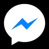 Messenger Lite: llamadas y mensajes gratuitos icono