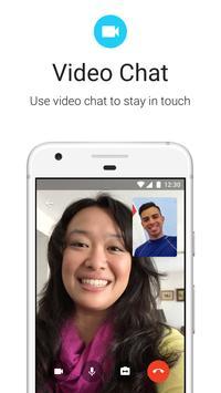 Messenger Lite: Telepon & Pesan Gratis apk screenshot
