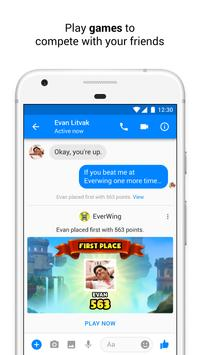 Messenger – Text and Video Chat for Free apk screenshot