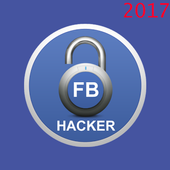 Password FB Hacker Prank icon