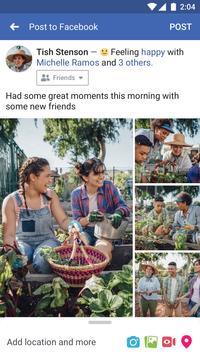 3 Schermata Facebook