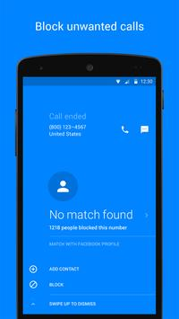Hello — beller-id en blokkeren APK-screenhot