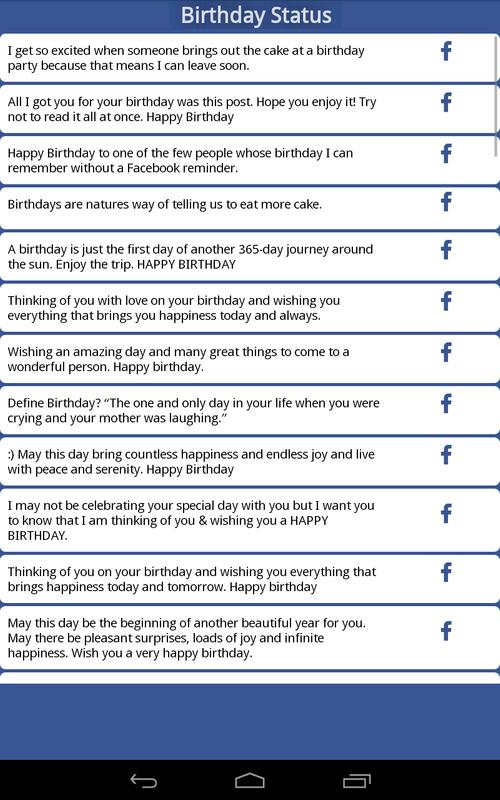 Best Facebook Status Quotes For Android Apk Download