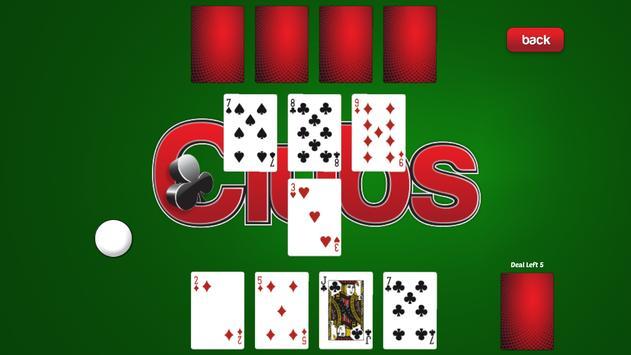 Spathi Card-Game Clubs apk screenshot
