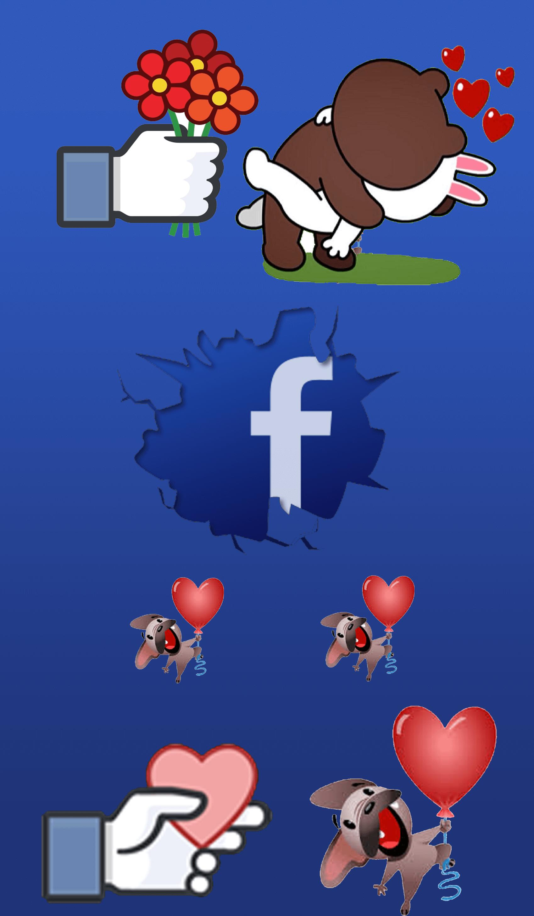 Gif Stickers for Facebook Messenger for Android - APK Download
