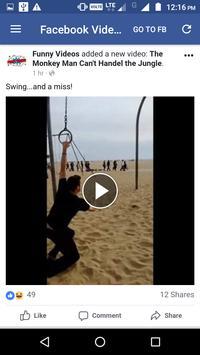 Facebook Video Downloader screenshot 1