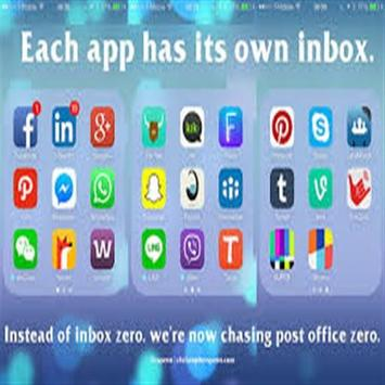 Social app in one place poster