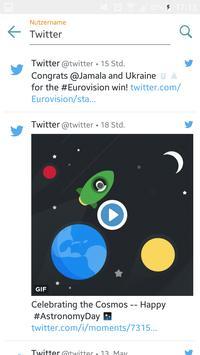 Tweet+ apk screenshot