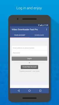 Easy Video Downloader app poster