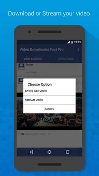 Easy Video Downloader app screenshot 1