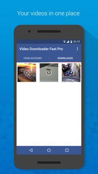 Easy Video Downloader app screenshot 2