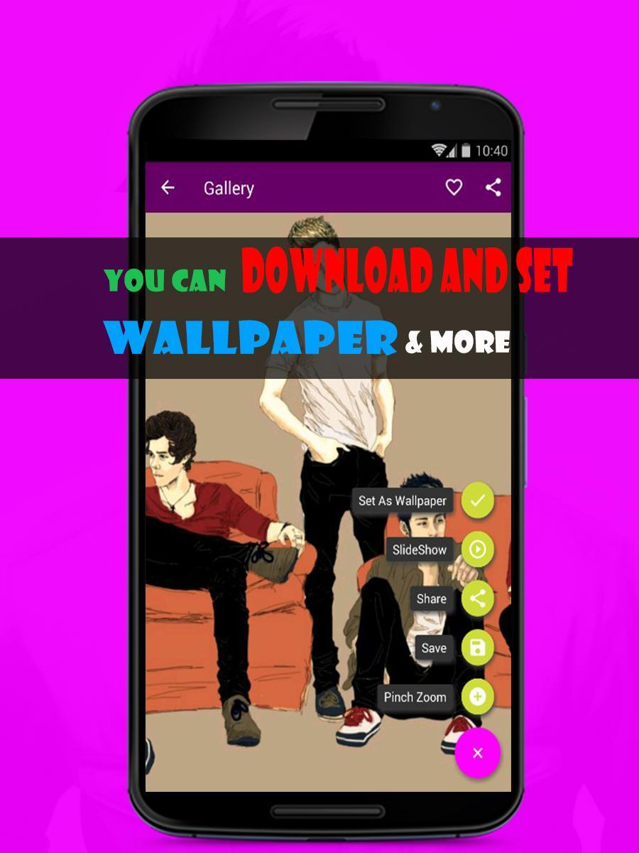 One Direction Wallpaper For Android Apk Download