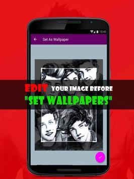 One Direction Wallpaper screenshot 7