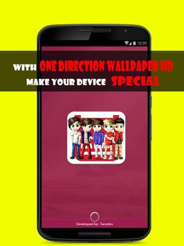 One Direction Wallpaper screenshot 3
