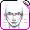 Face Drawing Tutorial icon