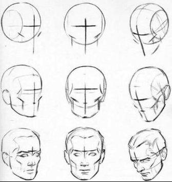 Face Drawing Tutorial poster