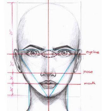 Face Drawing Tutorial screenshot 5
