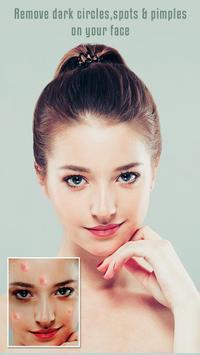面部美容化妝相機 截圖 4