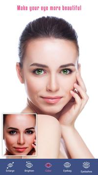 面部美容化妝相機 截圖 3