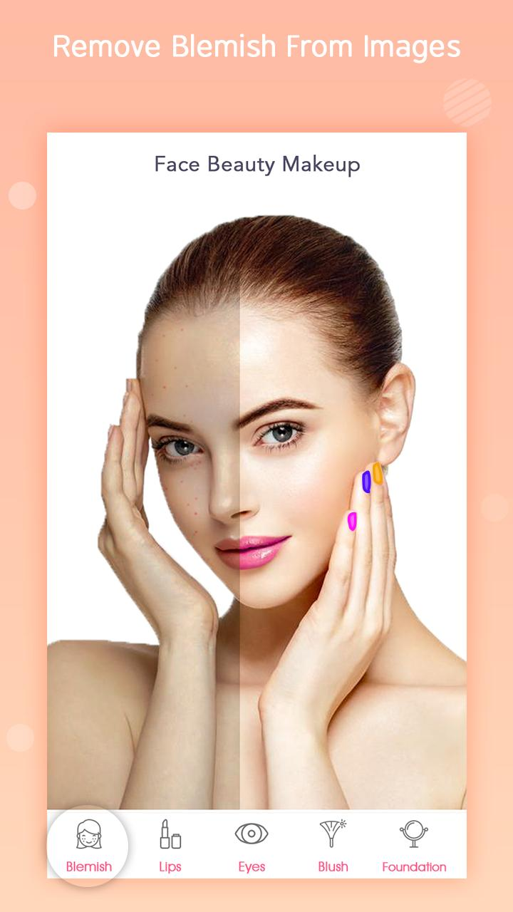 Face Beauty Makeup Camera for Android - APK Download