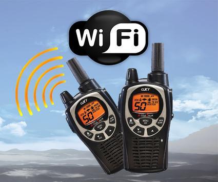 my wifi walkie talkie : mobile poster