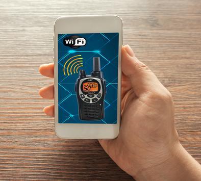 my wifi walkie talkie : mobile screenshot 1