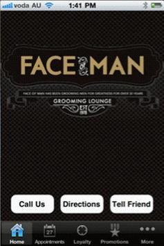 Face of Man poster