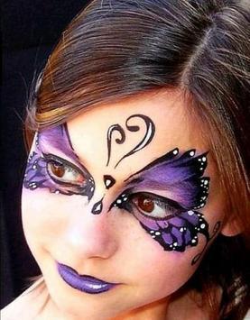 Face Painting Art screenshot 1