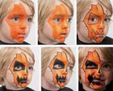 Face Painting Art screenshot 4
