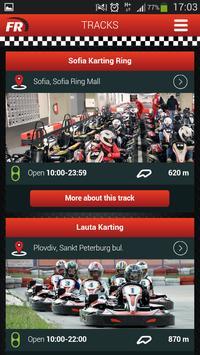 RaceFacer screenshot 5