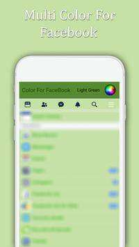 Multi Color For Facebook capture d'écran 7