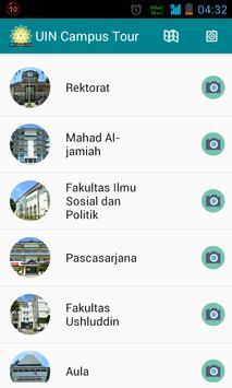 UIN Campus Tour screenshot 1
