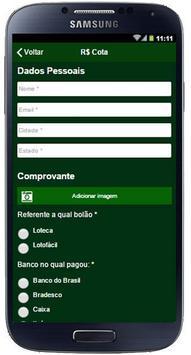 Loteca apk screenshot