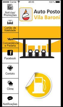 Posto Vila Baroni - Barretos apk screenshot