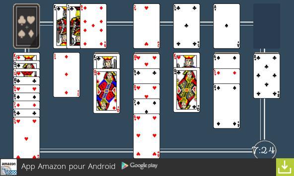 Solitaire Gratuit Challenges screenshot 1