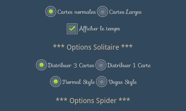 Solitaire Gratuit Challenges screenshot 2