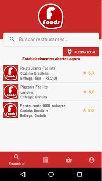 Facilita Foods screenshot 1