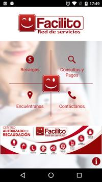 RED FACILITO poster