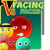 facing faces 2 icon