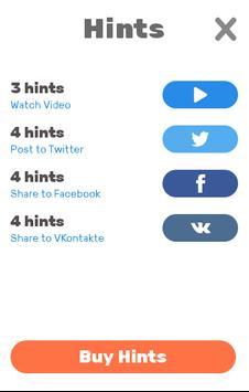 One Direction: CrossWord Challenge screenshot 9