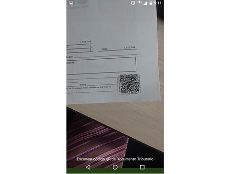 Facturacion.cl QR screenshot 1