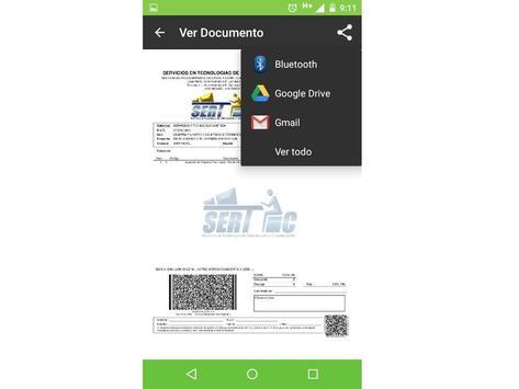 Facturacion.cl QR screenshot 3