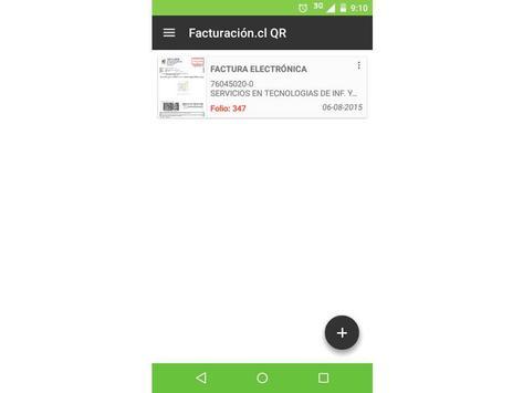 Facturacion.cl QR screenshot 4