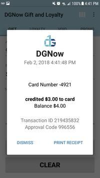 DGNow Gift and Loyalty screenshot 1