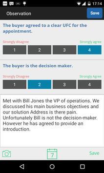 PPM Sales apk screenshot