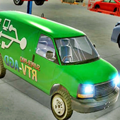 Car Parking Speed Factory 3D icon